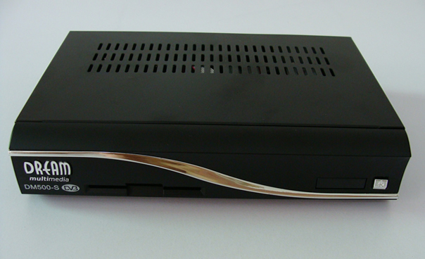 strong decoder satellite tv receiver dreambox 500s with stock dm500 dm 500s