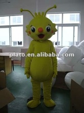 comfortable and cute mascot costume
