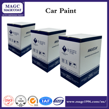 Two Pack Best Car Clearcoat Paint With High Quality