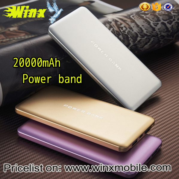 Best price for solar powerbank 20000mAh in winx stock