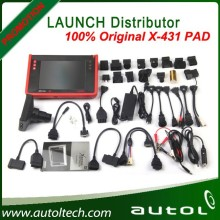 X-431 PAD - new generation tablet diagnostic scanner of LAUNCH for DBS car system Launch X431 PAD Tablet Diagnostic Tool