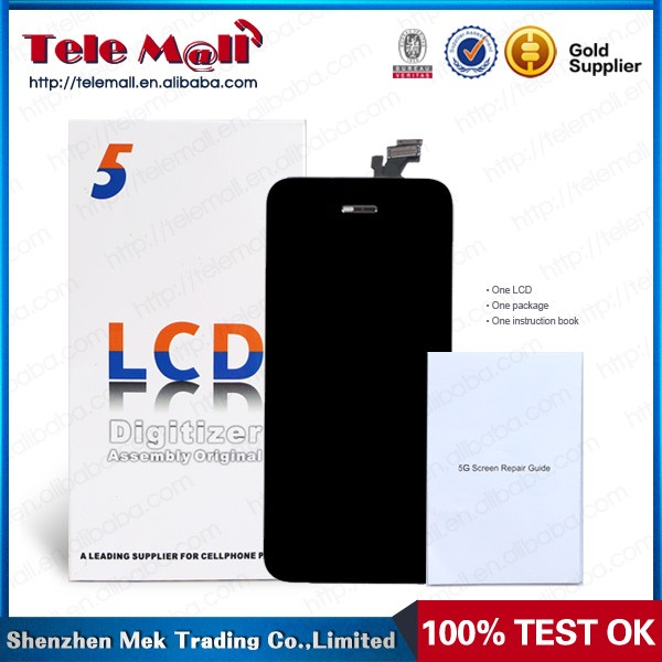 100% test pass, High quality lcd screen for 5G