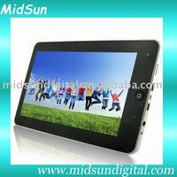 7 wifi 3g android 2.2 mid tablet pc 3d game