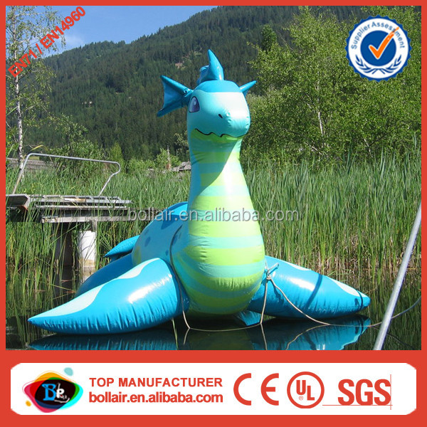 Guangzhou factory new giant advertising inflatable sea dragon