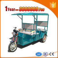 closed 2014 newest and popular electric tricycle with durable motor