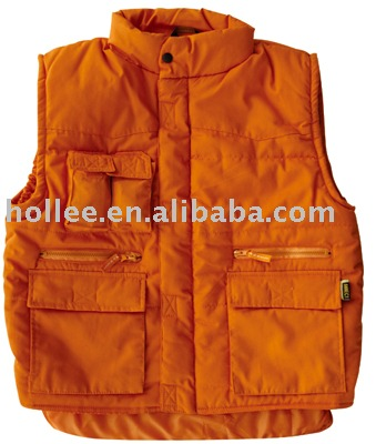 body warmer vest working wear