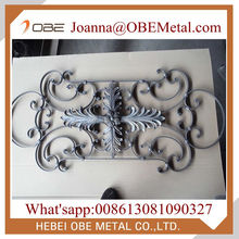 Wrought Iron Decorative Gate Panels/ Fence Panels Wholesale