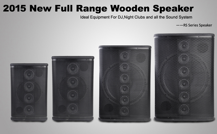 Live Concert Stage Monitor Audio Speakers RS12, View ...