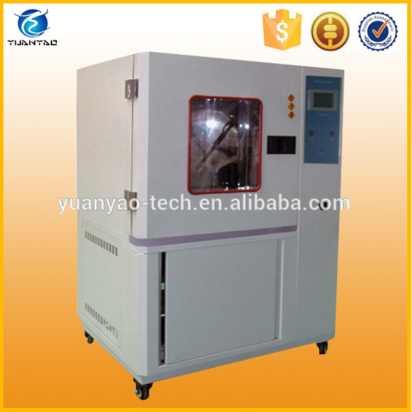 LCD touch screen dust-proof test machine