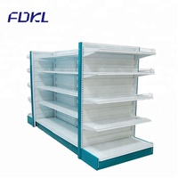 Modern structure good price shop display stands gondola shelving