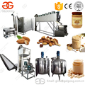 Large Scale Peanut Butter Processing Equipment