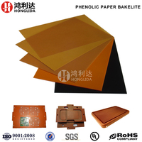 Bakelite phenolic resin panel by paper laminated