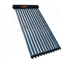 Heat Pipe High Pressure Solar Water heater Transparent photovoltaic panel