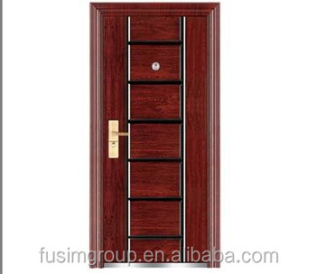 NEW model best sell high quality metal steel security door