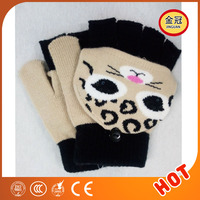 Imported equipment production cotton fashion knitted funky gloves