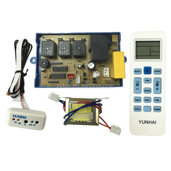 split style ac universal a/c control system