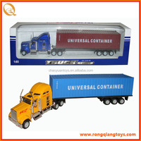 toy truck toy model toy container hot terminal carry container tractor trucks toys container trucks toys FW83221805-1A