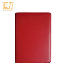 Custom child proof stand credit card holder pu leather tablet case with zipper