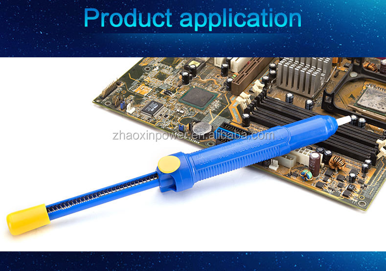 ZHAOXIN 017 High quality Max Size Desoldering Pumps