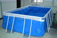 Coated pvc waterproof tarpaulin for tent, truck cover, inflatable boat,