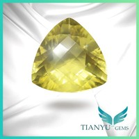 Brazil Natural Citrine Loose Gems Master Professional Cut in China
