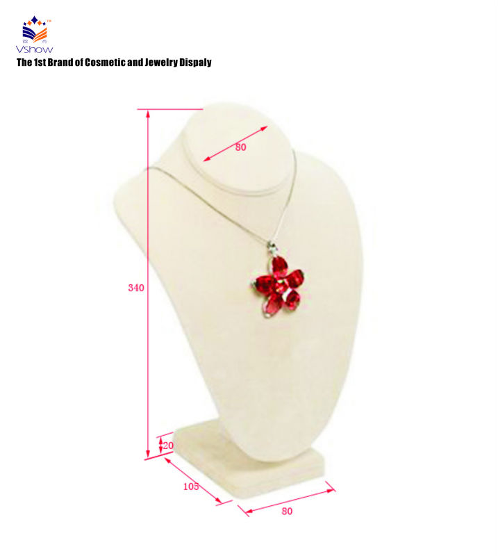 Wooden Jewelry Neck Displays,Necklace Displays,Necklace Display,
