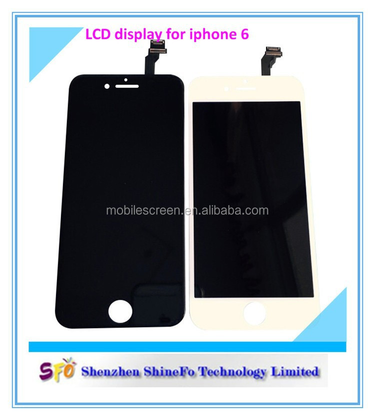 for apple iphone 6 lcd touch screen