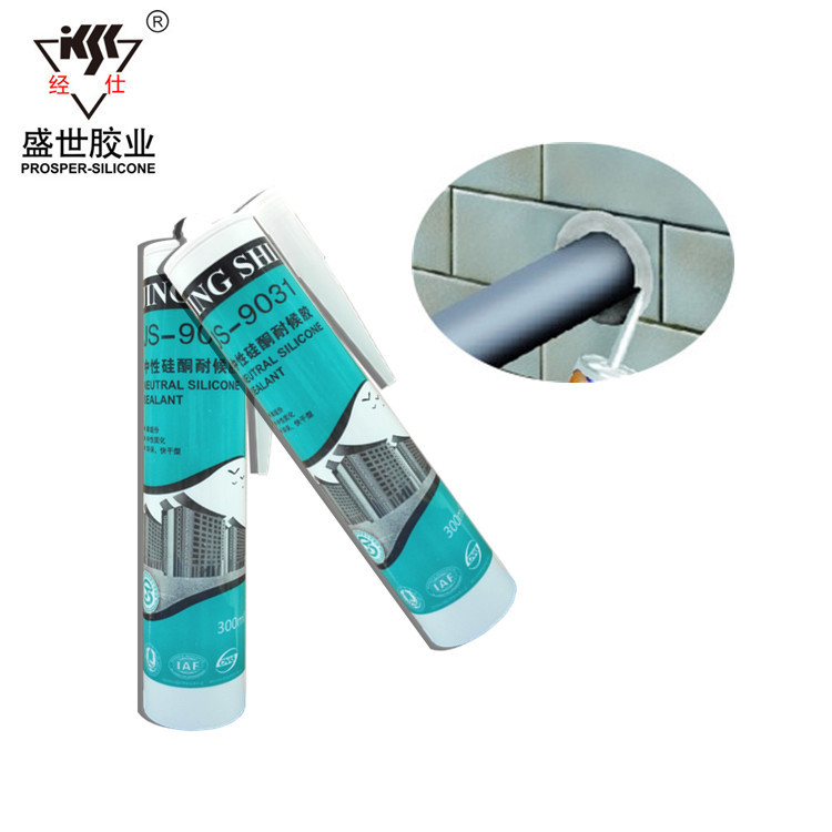 High Quality Joint Compound Rtv Glass Silicone Sealant