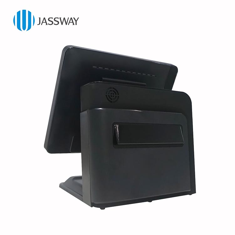 Best Sale waterproof dual screen pos machine