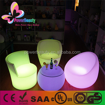 bar furniture lighting colorful led rechargeable lighting nightclub led furniture