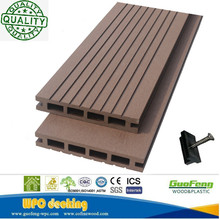 Fireproof Outdoor Hollow Core WPC Decking