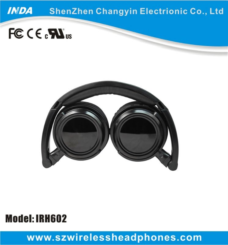 Home Use Infrared Wireless Headset-IRH602