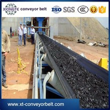800mm width 2 ply cold weather rubber conveyor belt