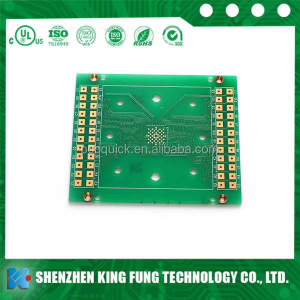 led pcb board, 0.8mm thickness FR4 PCB, fr4 tg 180 pcb
