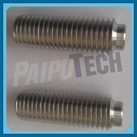 DIN417 Slotted Set Screws With Long Dog Point
