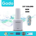 Gado perfect nail soaks off top coat