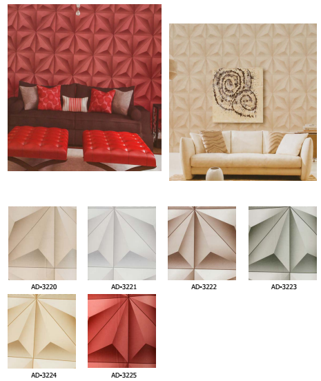 Classic waterproof damask house interior 3d effect pvc vinyl wallpaper for home decoration