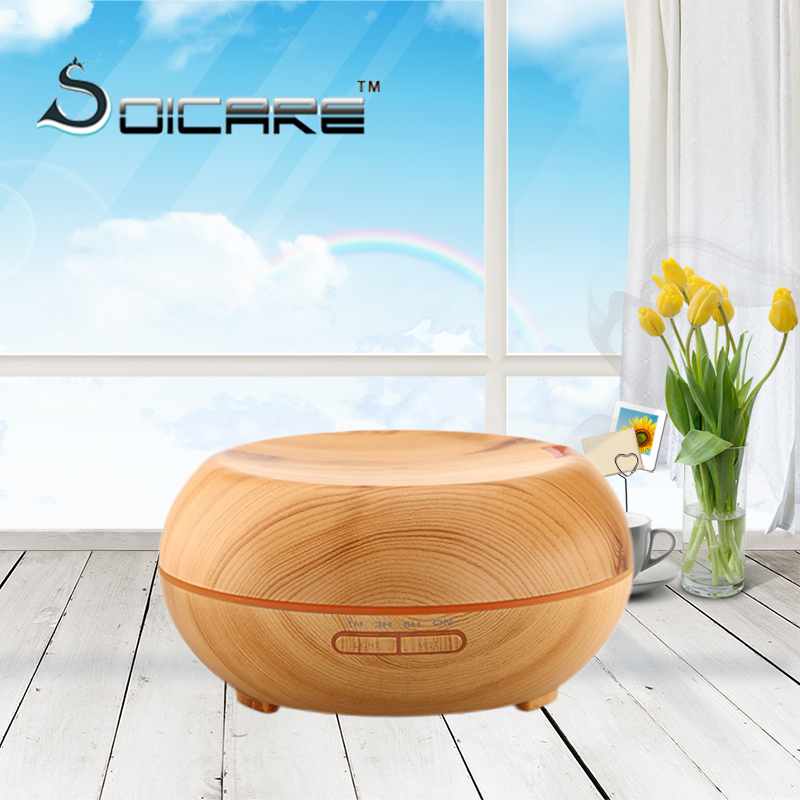 SOICARE 200ml aroma diffuser for hotel improve sleep quality