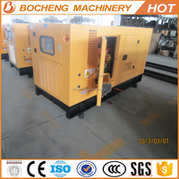 Reliable performance moderate price top land generator price from WEIFANG factory