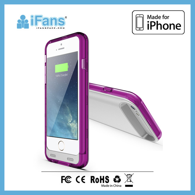 for iPhone 6 battery charger case,mobile phone case for iPhone 6 iPhone 6 plus