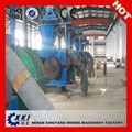 ISO quality charcoal briquette machine for Peru with different shape