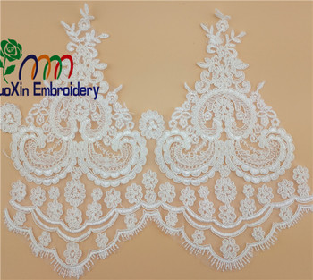 2017 nice istanbul dresses embroidery lace fabric tulle lace triming