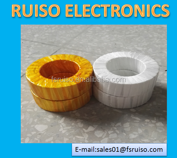 High Frequency Transformer Ferrite Core