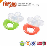 Hot Selling Baby Soft Liquid Silicone Teethers