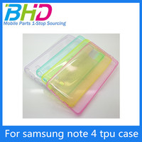 TPU Silicon Phone Case for Samsung GALAXY S4 Free shipping