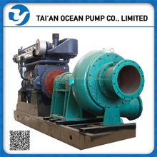 Large capacity high head centrifugal river suction sand pumps