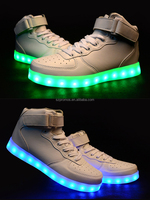Top High Quality promotional item led flashing shoes light with super high lights for night running