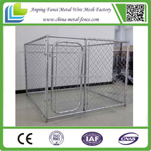 China supplier custom made dog kennels and runs for USA markets