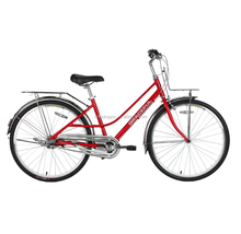Free sample~Wholesale Graceful 26-inch Inner 3SP Alloy Red Lady Bike / City bike
