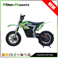 2016 cheap Mini electric dirt bike 500w with CE approved ( PN-DB250E1 -24V )